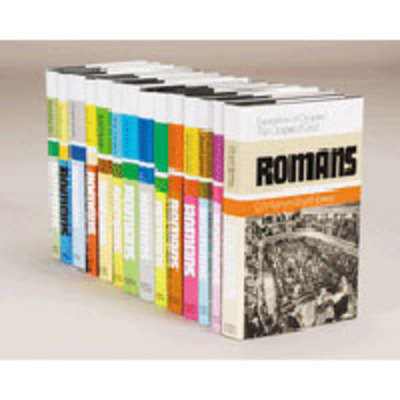 Product picture Exposition of Romans by D. Martyn Lloyd-Jones (14 vol.)