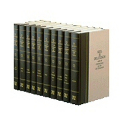 Product picture Keil and Delitzsch Old Testament Commentary (10 vol.)