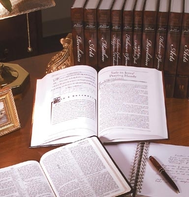 Product picture Holman New Testament Commentary set (12 vol.)