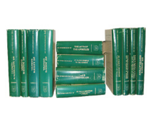 Product picture R.C.H Lenski New Testament Commentaries (12 vol.)